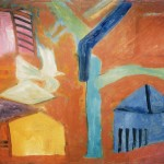 Untitled. Oil on Canvas. 1980s