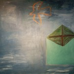 Untitled. Oil on Canvas 122 x 152 cm 1980?