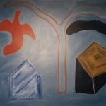 Oil on Canvas 122 x 152 cm 1980?